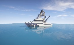 Osprey [Small Fishing Boat] Minecraft Map & Project