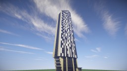 West Tower, Liverpool Minecraft Map & Project