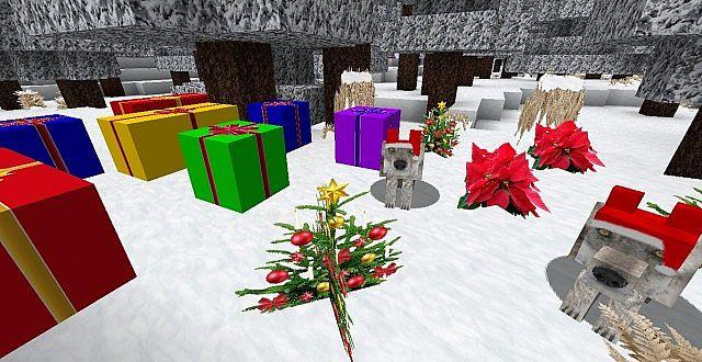 2014 12 07 0155188405888 [1.9.4/1.8.9] [256x] Zedercraft Christmas HD Texture Pack Download