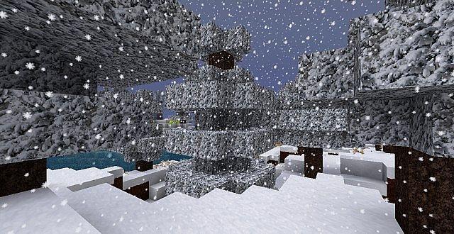 2014 12 07 0204058405895 [1.9.4/1.8.9] [256x] Zedercraft Christmas HD Texture Pack Download