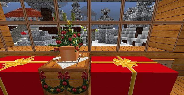 2014 12 07 0208518406060 [1.9.4/1.8.9] [256x] Zedercraft Christmas HD Texture Pack Download