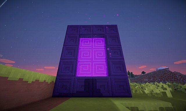 portals to dangerous lands