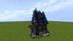 [Schematic] Small Medieval House Minecraft Project