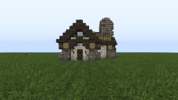 Medevial House 1.0 (Download Coming Soon) Minecraft Project