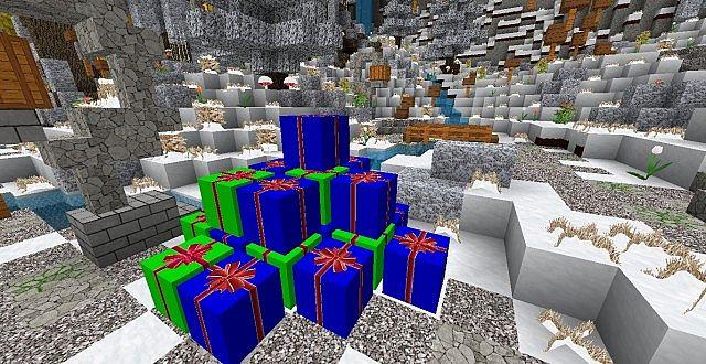 2014 12 07 1433258405931 [1.9.4/1.8.9] [256x] Zedercraft Christmas HD Texture Pack Download