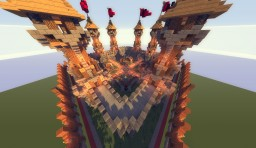 Epic Medieval Spawn Map for Factions Minecraft Map & Project