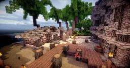 Medieval city Minecraft