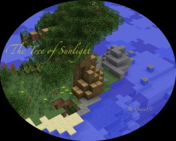 The Tree of Sunlight Minecraft Map & Project