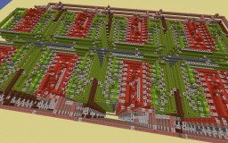 Half a Killobyte of redstone memory (Read and Writable) Minecraft Map & Project