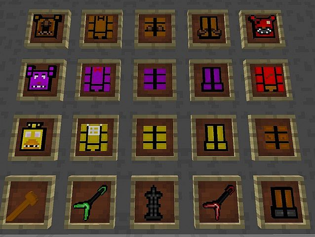 Five Nights At Freddys FIRST EVER POPREAL Minecraft Texture Pack - Freddie skins fur minecraft