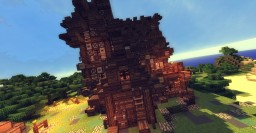 [Download] Medieval / Rustic House Playable in Survival & Creative ! By Sim16matt Minecraft Map & Project