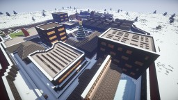 Merry Crysmas Christmas Town world Minecraft Project