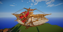 The Bloated Dragon Minecraft Map & Project