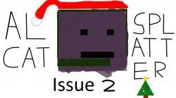 Al CatSplatter Issue 2 Minecraft Blog