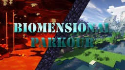 Biomensional Parkour™ Minecraft Project
