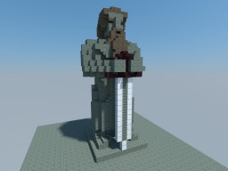Erebor Interior Dwarf - Sword Minecraft