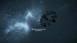Endurance Spacecraft  [From Interstellar(2014)] (Timelapse) Minecraft Map & Project