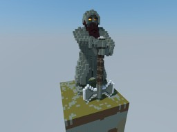 Erebor Entrance Dwarf - Chain Mail Skirt Minecraft