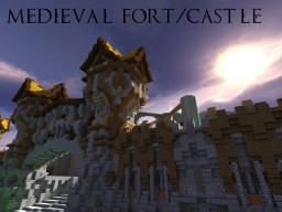 Medieval Castle/Fort Minecraft