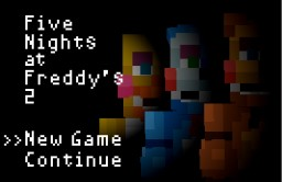 Five Nights at Freddy's 2 Minecraft