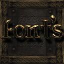 Ornate 5 Re-resurrected - HD Golden Fonts AddOn