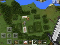 ThunderClan camp Minecraft Map & Project