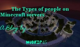 The different types of people on Minecraft Servers Minecraft Blog Post