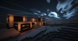 Modern House IV Minecraft Project
