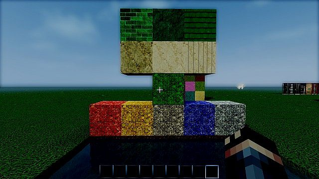 javaw2014 12 0418 55 45 348393726 [1.9.4/1.8.9] [128x] Ultra HD Survival Edition Texture Pack Download