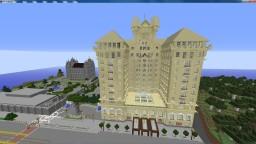Joseph Smith Memorial Building Minecraft Map & Project