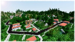 Keros island V2 ~ Built to battle Minecraft Map & Project