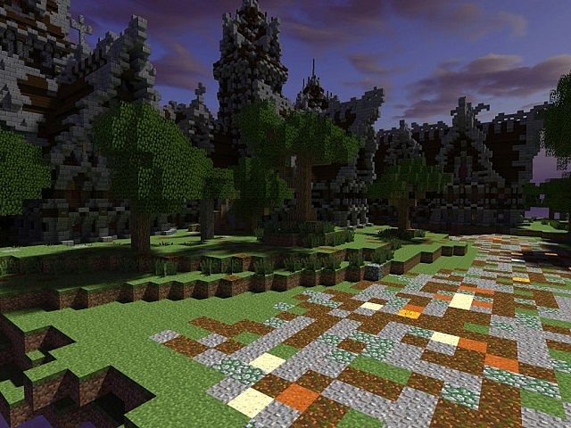 how to download server areas minecraft