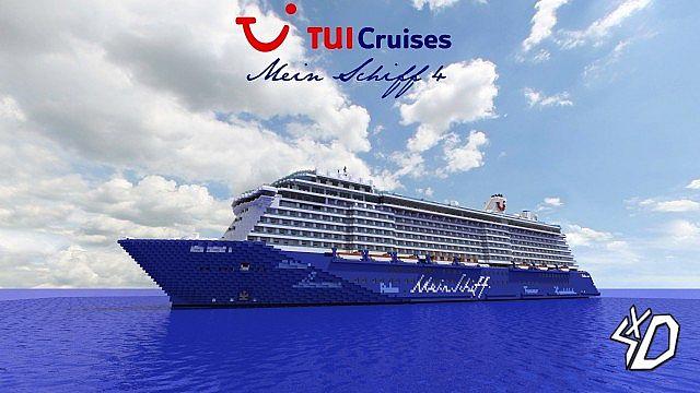 Cruise Ship - Mein Schiff 4 [FULL INTERIOR, DOWNLOAD] [Pop ...