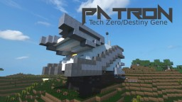 Patron (Disaster Resilient Urban Minimalist) Minecraft Map & Project