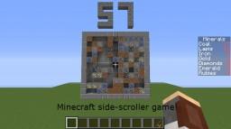 Minecraft Redstone Side-Scroller Game! Minecraft Project
