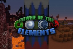 Minecraft Capture the Flag - Power of the Elements [1.8.1] | v3.3