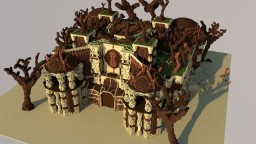 The Palace of Broken Dreams Minecraft Map & Project