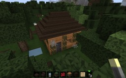 Witches Hut Minecraft Map & Project