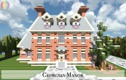 Georgian Manor   World of Keralis Minecraft Project