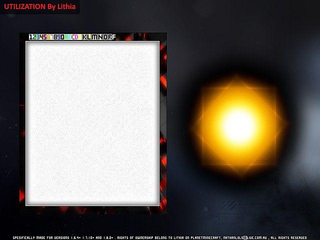 slide48402900 [1.9.4/1.8.9] [128x] Utilization Texture Pack Download