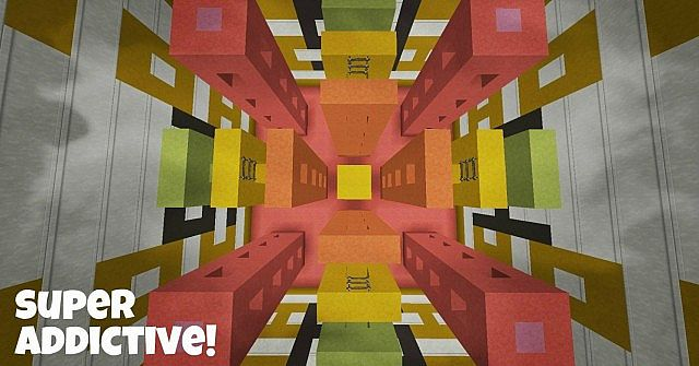 superaddictive8406582 [1.8] Infinite Cube Parkour Map Download