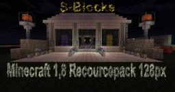 S-Blocks 1.8 Minecraft Texture Pack