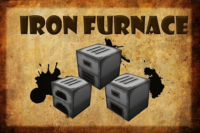 The Iron Furnaces