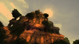 Uncharted, based on the video game Minecraft Map & Project