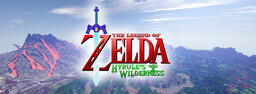 The Legend of Zelda: Hyrule's Wilderness Minecraft Map & Project