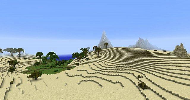 Cliffcoast island