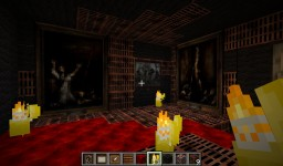 Silent Hill Otherworld by Mike_Sz Minecraft