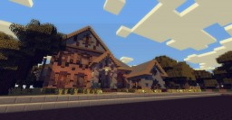 First Tradition House Ever Minecraft Map & Project
