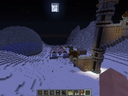 Flans Mod PvP Map in the Arctic Minecraft Map & Project