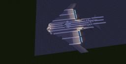 CRAWLER (Planetary Bomber) Minecraft Map & Project
